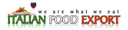 Italian Food Export